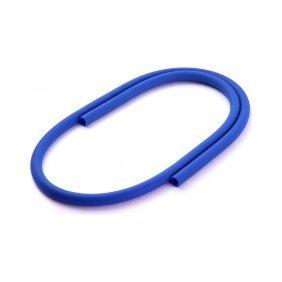 Шланг силиконовый синий
