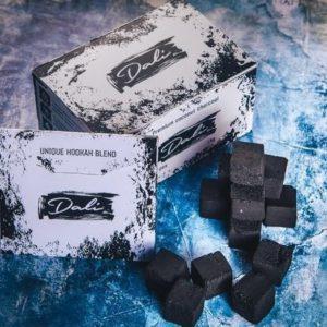 Уголь Dali (25 мм, 72 кубика)