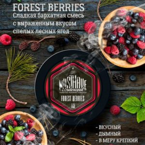 MUST HAVE FOREST BERRIES (МАСТХЕВ ЛЕСНЫЕ ЯГОДЫ) 25г