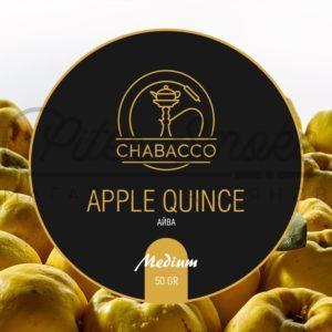 CHABACCO APPLE QUINCE (АЙВА) 50г
