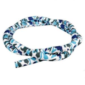 Шланг силиконовый (военно-синий )
