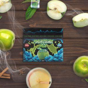 Malaysian Mix Зелёное яблоко (50г)