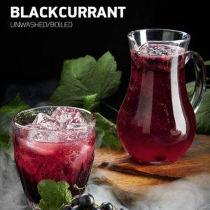 Dark Side Blackcurrant Medium (Черная смородина)100г
