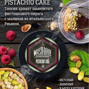 Must Have Pistachio Cake( Фисташковый Пирог)1г