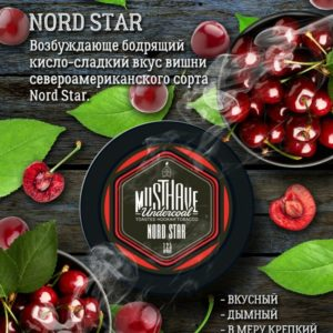 MUST HAVE NORD STAR (МАСТХЕВ ВИШНЯ) 1г