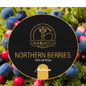 Chaba Mix Nicotine-Free Northern berries (Северные ягоды), 50г