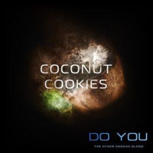 Do You Coconut Cookies (Кокосовое Печенье) 50г ОПТ