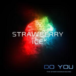 Do You Strawberry ICE (Сочная Сладкая Клубника с Нежными Нотками Холодка) 50г