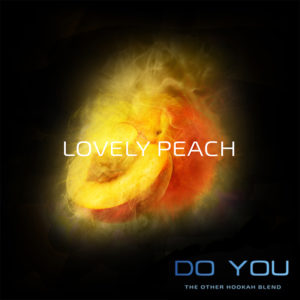 DO YOU — LOVELY PEACH (ПЕРСИК) 50г опт