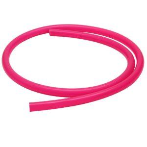 Шланг силиконовый (Розовый)
