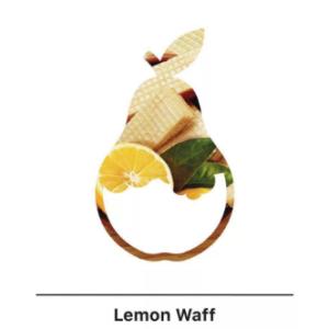 Matt Pear (Lemon Watt)-лимонные вафли  50г