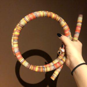 Шланг силиконовый Rainbow (Колор)