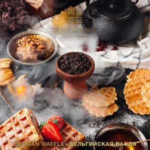 Element Belgian Waffle Вода (Бельгийские вафли) 40г