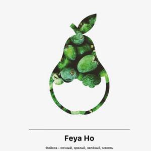 Matt Pear (Feya Ho)-фейхоа 50г