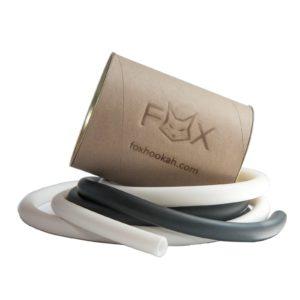 Шланг силиконовый FOX (Чёрный)