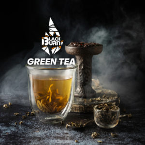 Black Burn GREEN TEA (ЗЕЛЕНЫЙ ЧАЙ)
