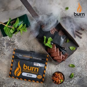 Black Burn After 8 (Черный Берн Шоколад с мятой) 100г