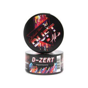 DUFT ALL-IN d-zert (Ягодная панакота) 25г