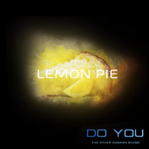 DO YOU — LEMON PIE (ЛИМОННЫЙ ПИРОГ) 50г