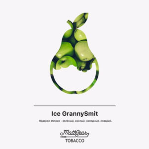Matt Pear Ice Granny Smit (Ледяное Яблоко) 50г