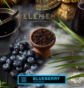 Element Blueberry Вода(Черника) 40г