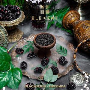 Element Blackberry Вода(Ежевика) 40г