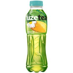 Зеленый чай Fuze tea манго-ромашка 0,5 ПЭТ