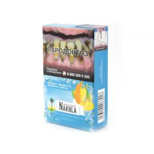 Nakhla акцизная  Ice Lemon Mint ( Ледяной Лимон и Мята)50г