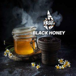 Black Burn Black Honey(МЕД И ПОЛЕВЫЕ ЦВЕТЫ) 100г