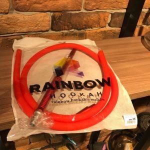 Мундштук +шланг RAINBOW (Красный)