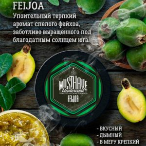 MUST HAVE FEIJOA (МАСТХЕВ ФЕЙХОА) 125г