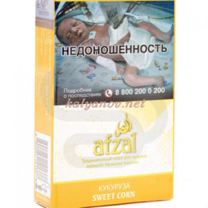 Afzal Sweet corn (Кукуруза) 40г