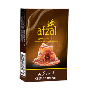 Afzal Cream Caramel (Крем карамель) 40г