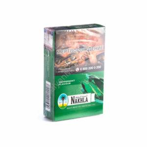 Nakhla акцизная (Peppermint flavour) Перечная мята 50гр