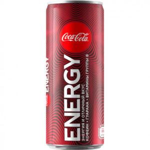 Coca Cola Energy 250мл