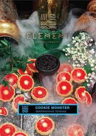 Element Cookie Monster Земля (Земляничное печенье) 40г