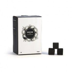 Уголь Cocos (25мм, 72шт)