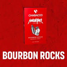 Chabacco Bourbon Rocks (Бурбон рокс) 50г