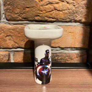 Чаша Cosmo Bowl  Brazil Marvel
