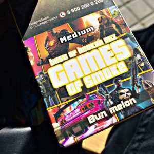 Табак Games of Smoke, 50г