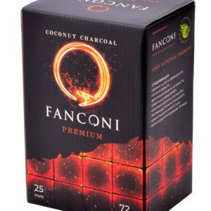 Уголь Fanconi (25мм; 72шт)