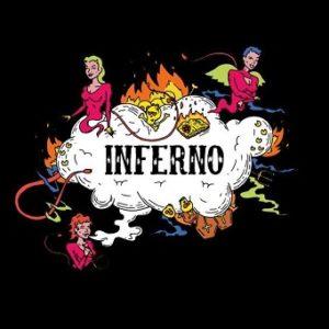 Табак Inferno, 25г