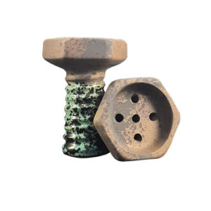 Чашa THOR EVIL Screw Bowl Clay