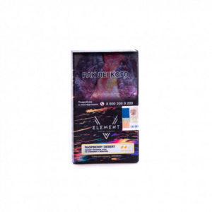 ELEMENT «5 Элемент» Raspberry Desert (аромат бисквита, ягод), 40г