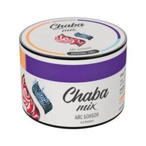 Chaba Mix Nicotine-Free Ice Bonbon (Айс бонбон) 50г