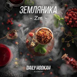 Daily Hookah Земляника 60г