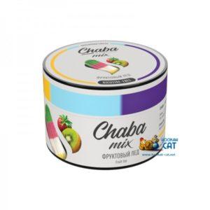Chaba Mix Nicotine-Free Fruit Ice (Фруктовый лёд) 50г